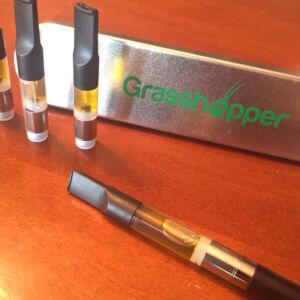 Buttonless Vape Pen Set