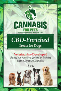 Cannabis for Pets – CBD Only